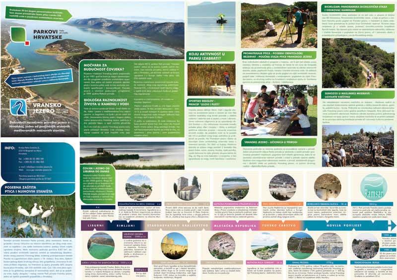 Prva strana brošure