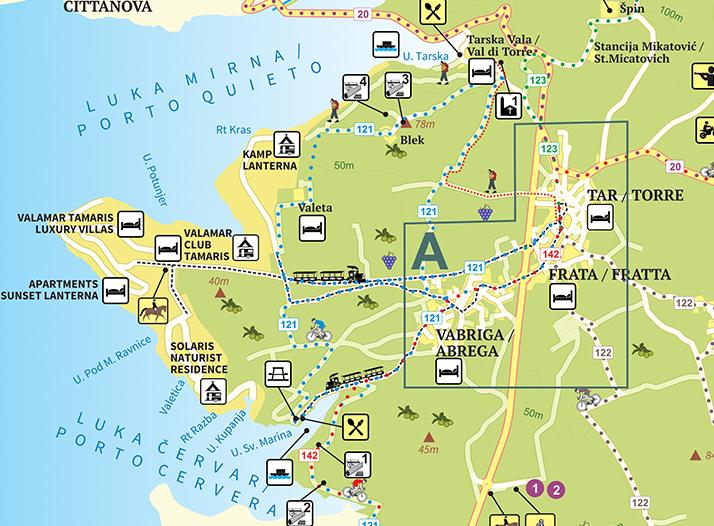 Općina Tar Vabriga, Istra
