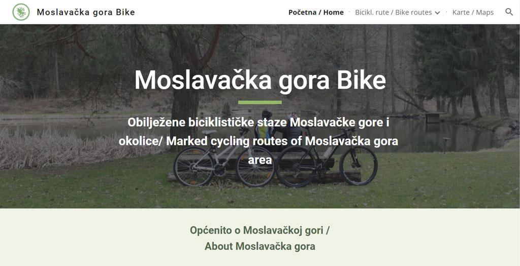 moslavacka gora bike